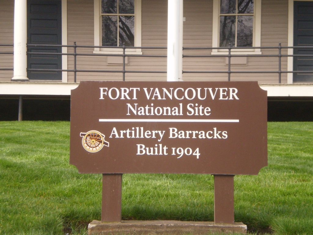Fort Vancouver 1
